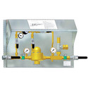 Gas Supply Panels Semi-Automatic Switch Over Manifold 1 & 2 Stage,200 Bar