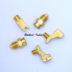 Brass Pressure Gauge Parts