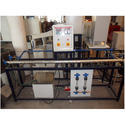 Superb Technologies Mild Steel Parallel Counterflow Heat Exchange Apparatus