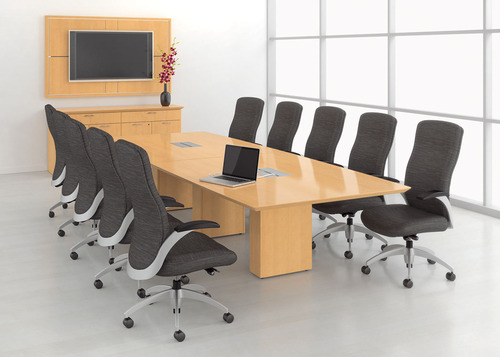 Wooden U Shape Meeting Tables For Corporate Office Rs 5000 Piece Id 3357034897