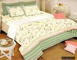 Bombay Dyeing Country Romance Bed Sheets
