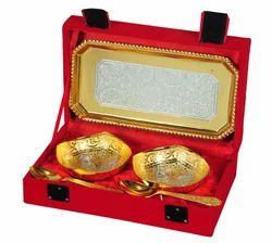 25 Tableware Brass Bowls