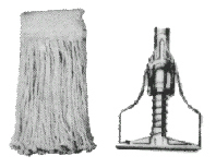 Spring Clamp Mop