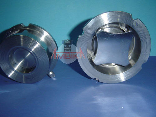 Wafer Type /Sandwitch Type Stainless Steel Metal Seated Check Valve