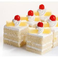 Cakes - Pineapple Pastry Manufacturer from Mysore