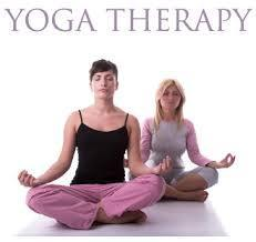 Male Female Yoga Therapy