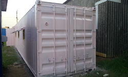 40ft Used Container Fabrication