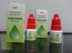 Phenylephrine Eye Drops