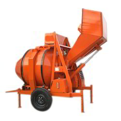 Electric Engine Stainless Steels Concrete Drum Mixers, Model Name/Number: RM800, Capacity: 0.4 Cum