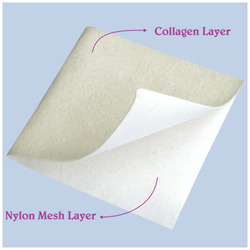 Kollagen-D/ Helisorb Sheet - Porous Collagen Dressing