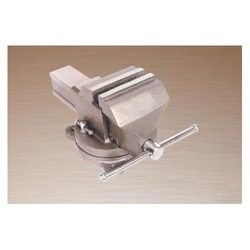 Unbrakeable Bench Vice Swivel Double Rib