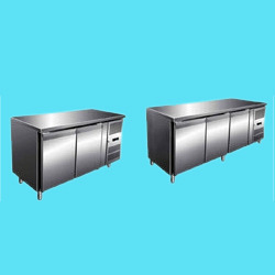 Chiller Counter Refrigerator
