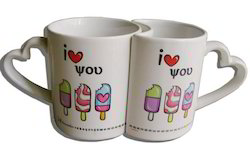 Sublimation Couple Mug Sublimation Lovers Mug