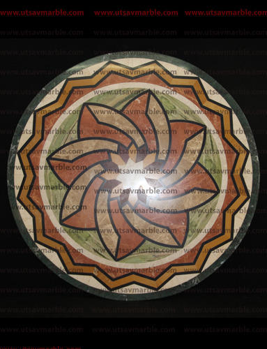 Designer Medallion Flooring At Rs 10000 Piece