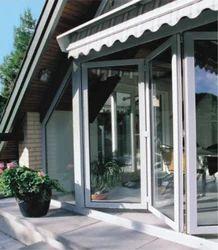 UPVC Slide & Fold Window