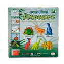 Mould And Paint Dinosaur Kit