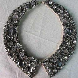 Designer Embroidered Necklaces