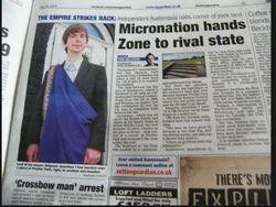 Newspaper Publicity