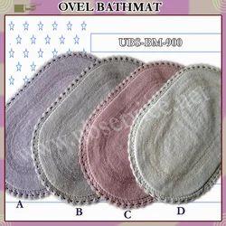 Oval Bathmat