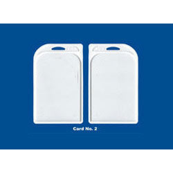 vertical id card holder - Plastic Id Card Holder