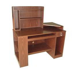 Chilliez Brown Wooden Study Tables