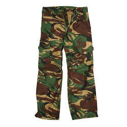 Camouflage Trouser