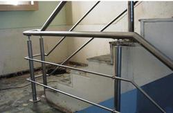 Staircase Railing Fabrication