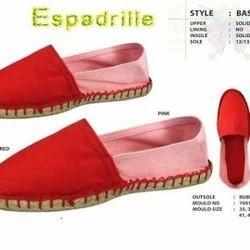 Basic Espadrille Stripe & Printed  Shoes