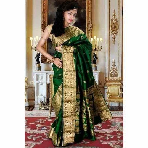 1329bcde07 Peacock Silk Sarees at Rs 1000 | Ladies Silk Saree, Traditional ...