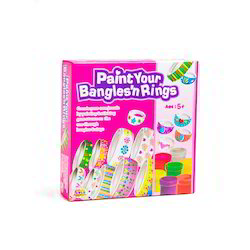 Paint Your Bangles & Rings