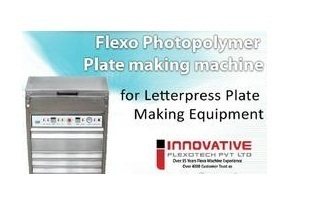 Flexography Plate Making - Digital Photopolymer Plate Making