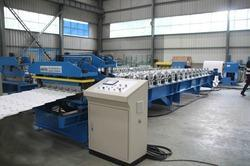 Automatic Cold Roll Forming Machine
