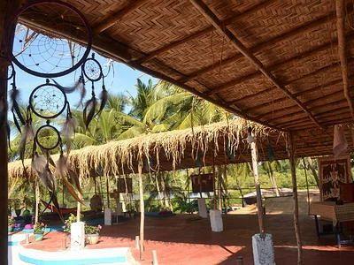Outdoor Yoga Studio In Keshav Nagar Pune