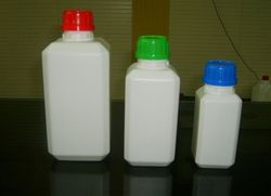 Square Shape HDPE Containers