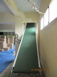 Floor to Floor Belt Conveyors