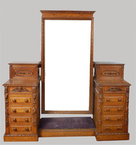 Superior Wooden Dressing Table