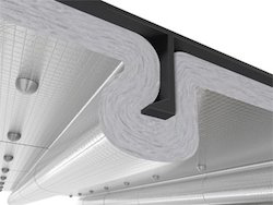 Fire Retardant Sandwich System for Steel Surfaces