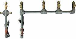 Mild Steel Chlorine Manifold Isolation Valve