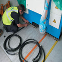 Machine Installation Service
