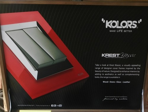 Kolors Switches & Wires - View Specifications & Details of ... on