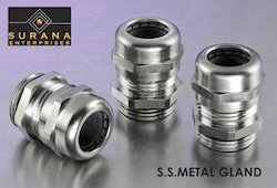 Stainless Steel PG Cable Gland