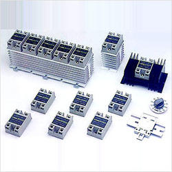 Solid State Relay with Heat Sink