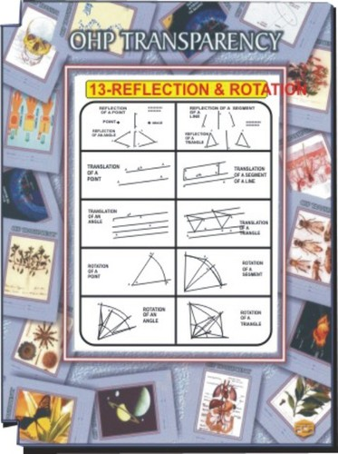 Ohp Transparencies For Maths Educational Aids at Rs 975 /set(s ...