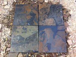 Natural Black Slate Stone