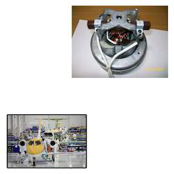Aircrafts Vacuum Motor