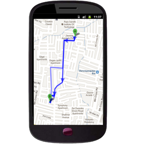 GIS Survey & Mapping in Gokulam, Mysore | ID: 4709575112