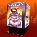 Desire Cafe Automatic Tea Coffee Vending Machine