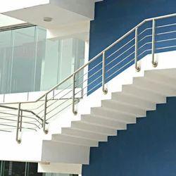 Panel Stainless Steel Stair Railing