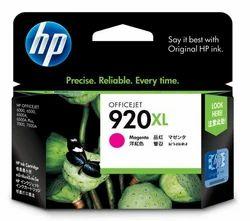 CD973AA HP 920XL Magenta Officejet Ink Cartridge