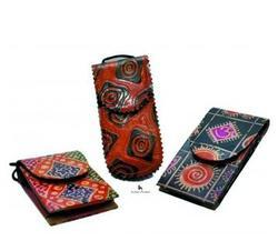 Printed Fabric Shanti Niketan Mobile Cover